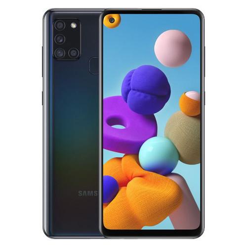 Foto Produk Samsung Galaxy A21s 6/128 GB - Garansi Resmi Samsung Indonesia - Silver dari Universe Store