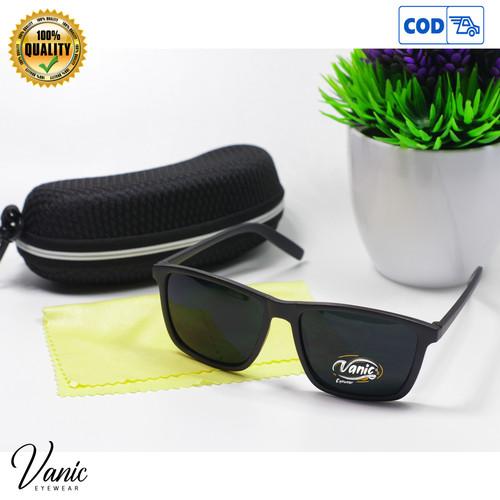 Foto Produk Kacamata hitam R13 kotak dari vanic