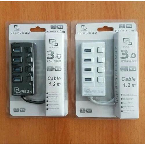 Foto Produk USB HUB 4 port USB 3.0 / USB HUB 3.0 (4port) DIGIGEAR HIGH QUALITY dari MULTI KOMPUTER
