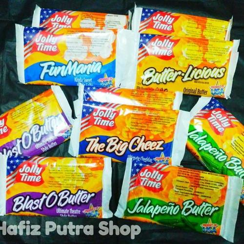 Foto Produk Pop Corn Jolly Time dari Hafiz Putra Shop