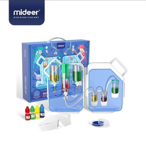 Foto Produk Mideer mini lab of physics and chemistry mainan edukasi anak science dari Mybentoshop