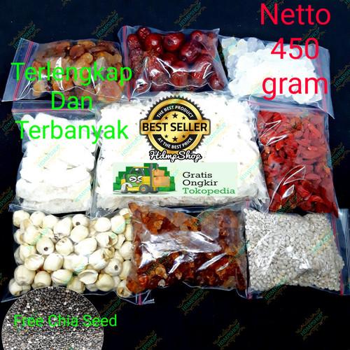 Foto Produk Peach Gum Dessert Collagen 450 Gram - Murah dari HDMPshop