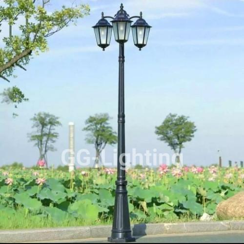 Jual Lampu Tiang Lampu Taman Lampu Hias Untuk Taman Kota Tangerang Selatan Ide Lighting Tokopedia