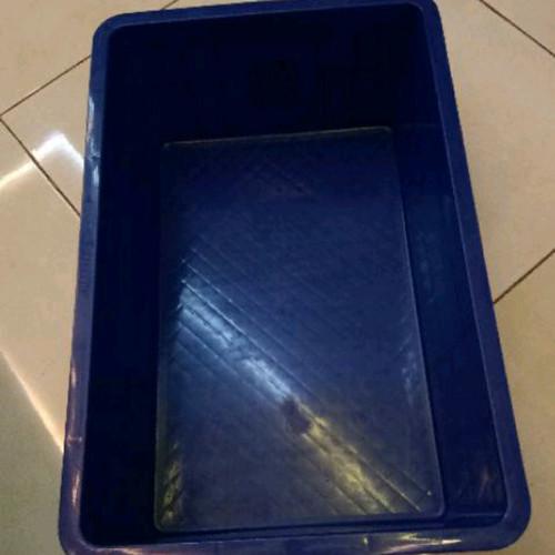 Foto Produk 50x33x12 Box Container Hanata 2304 S Bak Industri Kolam Ikan HNT 2304S dari laulau