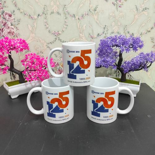 Foto Produk Mug Keramik Custom Printing design kiri kanan dari RAJA KERAMIK