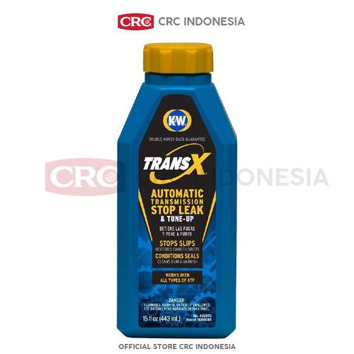 Foto Produk CRC 402015x6 K&W Trans-X Automatic Transmission Stop Leak & Tune Up dari CRC INDONESIA