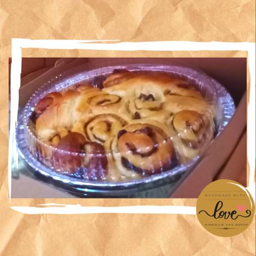 Foto Produk Cinnamon Roll with Cream cheese Glaze dari Snack Corner by Talita's