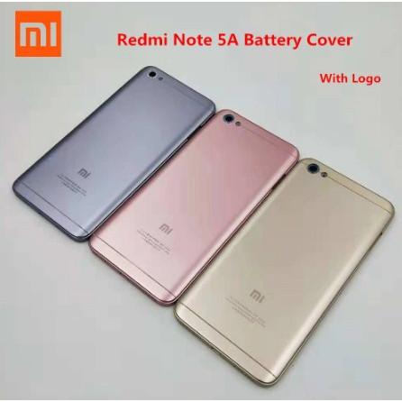 Foto Produk Backdoor Tutup Belakang Xiaomi Redmi Note 5A Original dari Beyoungkeyrocks_Shop