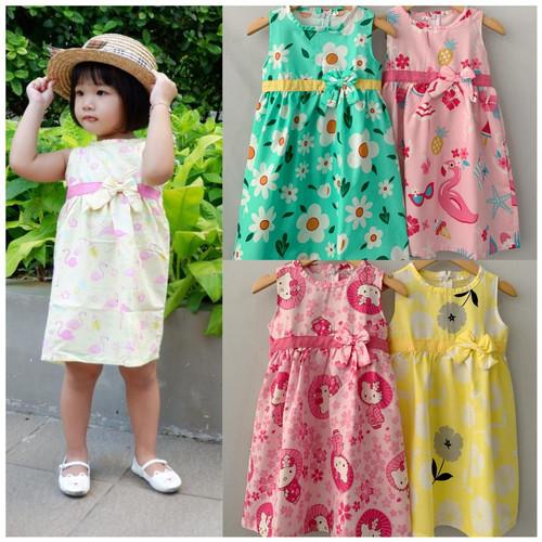 Foto Produk DRESS ANAK KATUN MIX MODEL SIZE 2,3,4TAHUN - 2tahun dari baby smile
