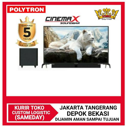 Foto Produk POLYTRON CINEMAX SOUNDBAR LED TV-PLD 32B1550 dari DPRINCE