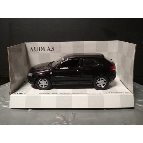 Foto Produk Diecast Kinsmart Audi A3 - Black dari YDIECKINS