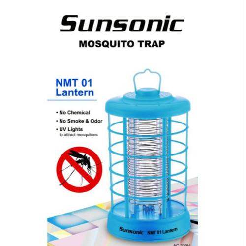 Foto Produk Sunsonic Perangkap Nyamuk NMT 01 Mosquito Trap Ecer Grosir dari Multi Gudang Elektrik Parabola