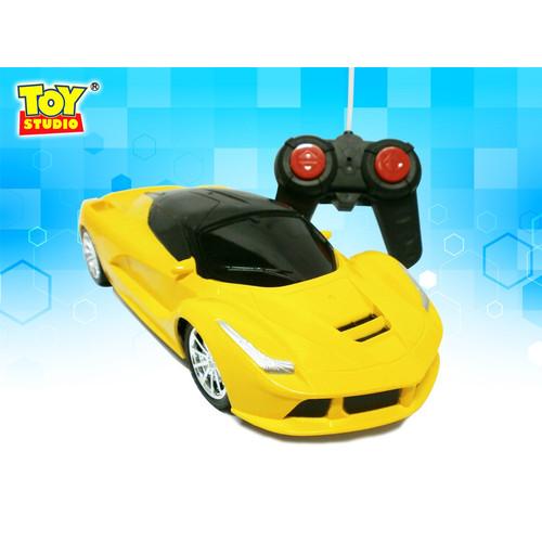 Foto Produk TOY STUDIO remote control skala 1:16 4fc sport car dari Rock A Bei