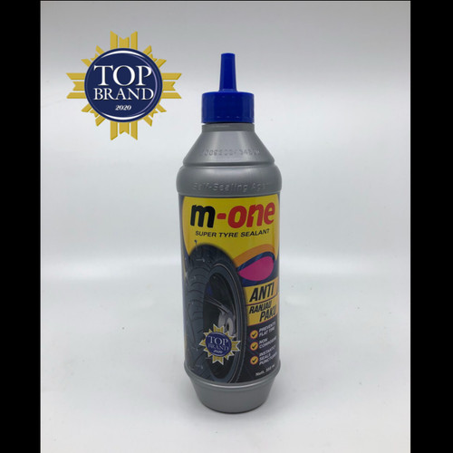 Foto Produk M-One Tyre Sealant 350 ml dari M-One Official Store