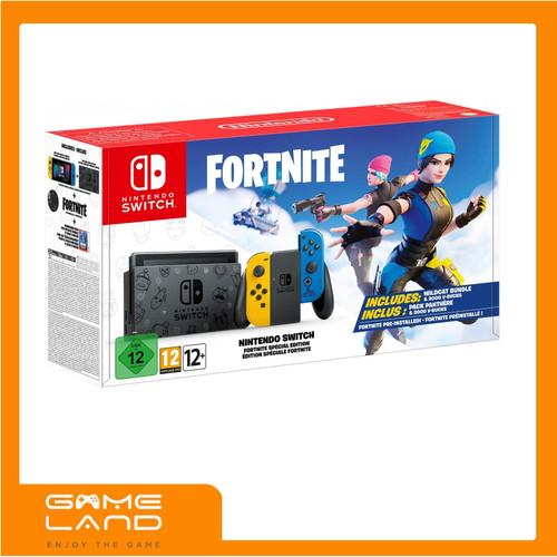Foto Produk Nintendo Switch Fortnite HAC Generation 2 Special Edition Console dari GAMELAND