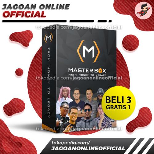 Foto Produk Ecourse MASTERB0X dari Jagoan Online Official