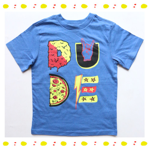 Foto Produk h&m boy tee blue dari Little B Collection