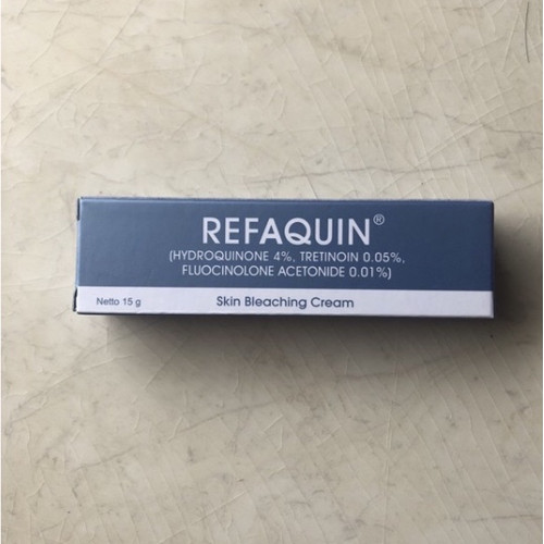 Foto Produk Refaquin cream 10 gr dari Everlasting Beauty 88