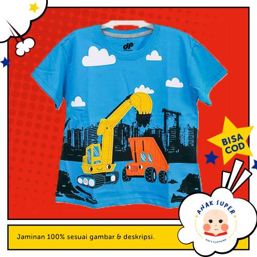 Foto Produk Baju/Kaos Anak Motif Crane 1 - 10 Tahun - 1-2 Tahun dari Anak Super