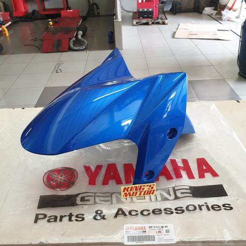 Foto Produk SPAKBOR DEPAN NEW NMAX, N-MAX CONNECTED 2020 BIRU (2DP-P6) ASLI YAMAHA dari King'S Motor