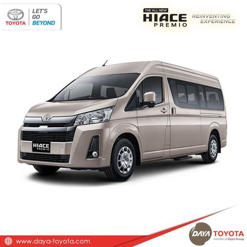 Foto Produk New Hiace Premio All Variant dari Daya Toyota Official