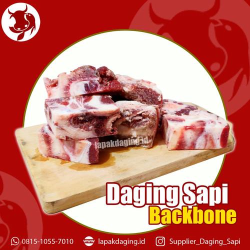 Foto Produk Daging Sapi Backbone dari BERKAH JAYA MEAT