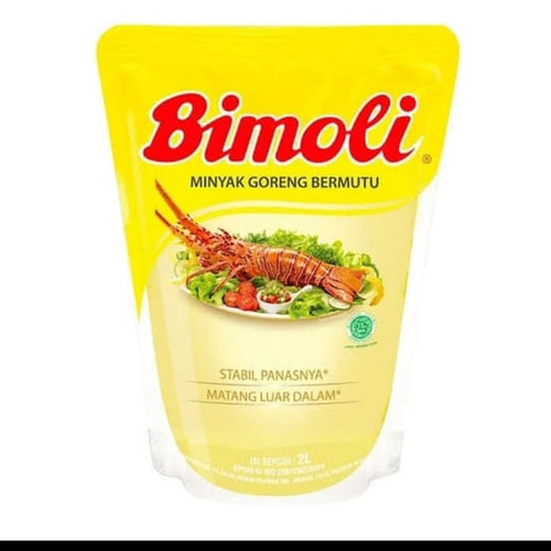 Foto Produk minyak goreng bimoli 2 liter dari M 2 L