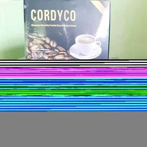 Foto Produk Cordyco Coffee Kopi Cordyco Original isi 10 sachet dari Digital Baca