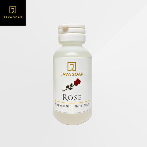 Foto Produk Rose fragrance Oil 50 gr dari Java Soap