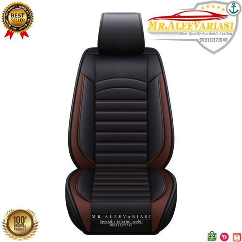 Foto Produk Sarung Jok Mobil Vios Gen 2 Gen 3 material Myo sintetic Leather dari MR. ALEEVARIASI
