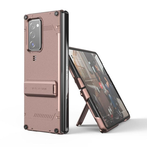 Foto Produk Case Samsung Galaxy Fold 2 Fold2 VRS Quick Stand Protection - Mystic Bronze dari Spigen Indonesia