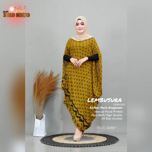 Foto Produk Kaftan Batik Neena Premium Quality dari okeyashop