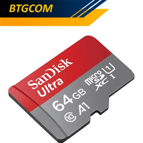 Foto Produk Sandisk Ultra 64GB 120MB/s MicroSDXC MicroSD Micro SD Card Resmi Ori dari BTGCOM