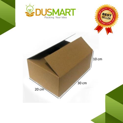 Foto Produk Kardus Packing 30x20x10cm / Kardus Pindahan- Dusmart dari DUSMART Official Store