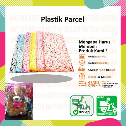 Foto Produk Plastik Parcel souvernir hantaran seserahan dari Berkah Jaya Rattan