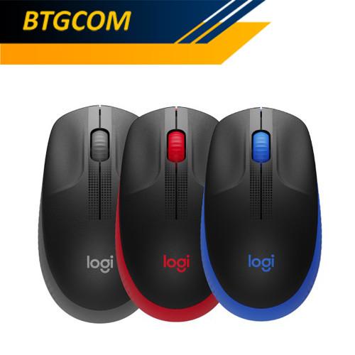 Foto Produk Logitech M190 Full Size Wireless Mouse dari BTGCOM