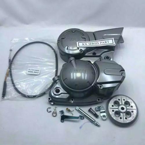 Foto Produk bak kopling rx king satu set kanan model mx new kiri rxk new dari VJ'Shop