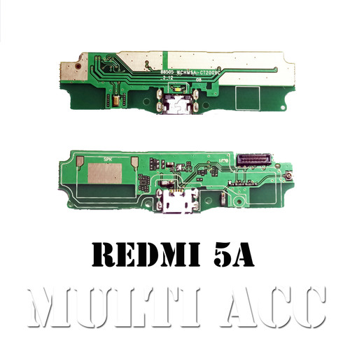 Foto Produk FLEXIBEL BOARD PAPAN XIAOMI REDMI 5A KONEKTOR CAS CHARGER MIC dari access communication