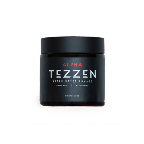 Foto Produk Tezzen Alpha Waterbased Pomade dari Tezzen Grooming