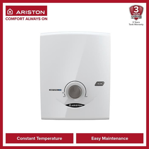 Foto Produk Ariston - Aures Easy Electric Water Heater Instant dari YALE Official Store