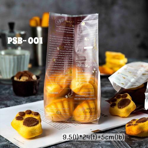 Foto Produk PLASTIK COOKIES KUE UNIK CANTIK TERBARU PLASTIK SEALER PSB-001 dari nanabakehouse
