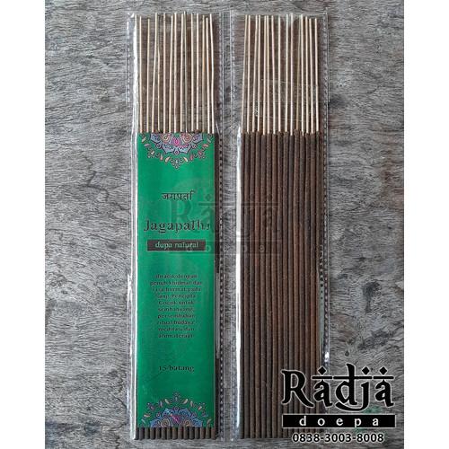 Foto Produk Dupa Hio Ritual JAGAPATHI 1.5 jam 15 batang Natural Wangi Premium dari Radja Doepa