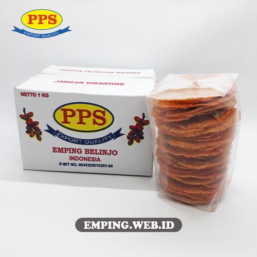Foto Produk EMPING TUTUP PEDAS KHAS LIMPUNG - 1/2 kg dari PPS Official Store