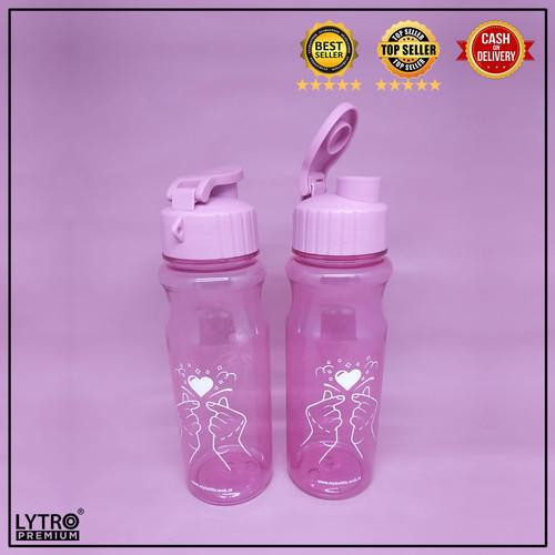 Foto Produk Botol Minum - New My Bottle Karakter Edisi Kpop Saranghaeyo dari LYTRO