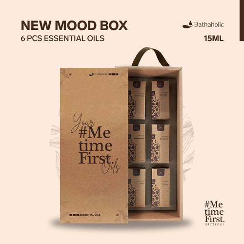 Foto Produk NEW MOODBOX – Paket Essential Oil Bathaholic dari Bathaholic