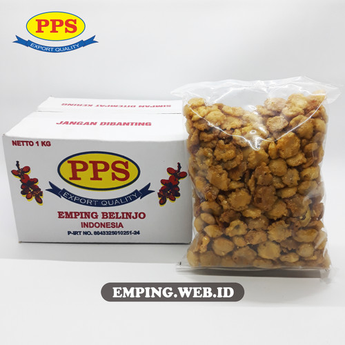Foto Produk EMPING KLETUK MANIS EMPING PPS - 1/4 kg dari PPS Official Store