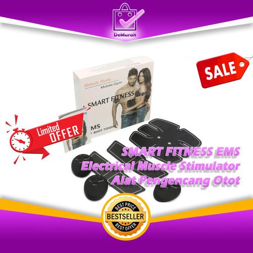 Foto Produk SMART FITNESS EMS Electrical Muscle Stimulator Alat Pengencang Otot dari Demurah Dot Com