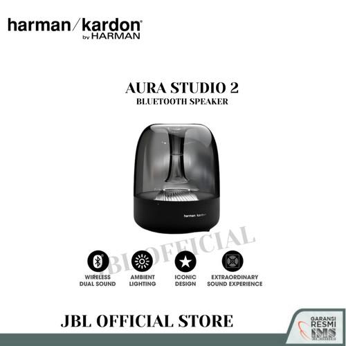 Foto Produk Harman Kardon Aura Studio 2 - Black dari JBL Official Store