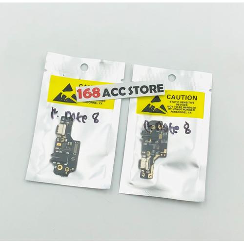 Foto Produk FLEXIBLE CON TC XIAOMI REDMI NOTE 8 FLEXIBEL KONEKTOR CHARGER dari 168ACCSTORE