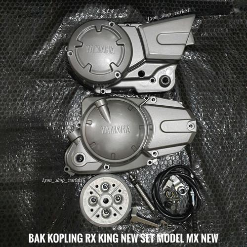 Foto Produk Bak Kopling Kanan RX King Bak Kiri Rx King New Stut Kopling Full Set dari Lyon variasi